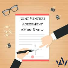 Joint Venture Agreement a rule book of every Investor