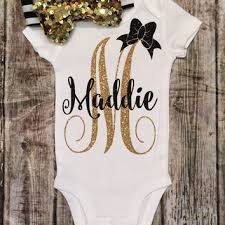 monogrammed baby clothes s on wanelo