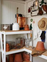 outdoor storage shed organization ideas