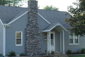 chimney fireplace cultured stone