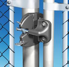 Chain Link Fence Gate Latch Diy Home Improvement Forum