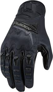 icon pursuit glove gloves blue uk