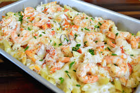 Lobster, Crab and Shrimp Baked Macaroni ...