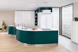 Esmeralda - Contemporary - Kitchen - Surrey - by Schmidt Kitchens Epsom