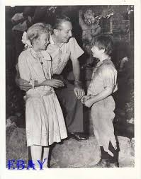 Walt Disney Hayley Mills Kevin Corcoran candid on set RARE Photo ...