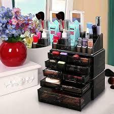 makeup lipstick stand organizer bags