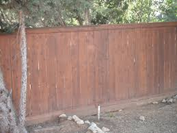 Cedar And Redwood Fencing Potter Fence Co Santa Clarita 661 254 3208