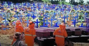 Las 24 Horas de Jujuy – Brasil tuvo 1.163 fallecidos en 24 horas y ...
