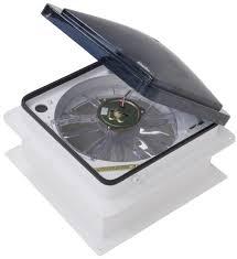 fan tastic vent roof vent w 12v fan