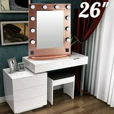 chende hollywood makeup lighted vanity