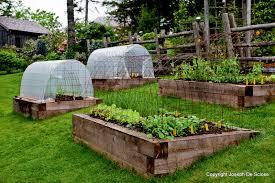 round vegetable garden design heser