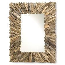 driftwood mirror in 2020 driftwood