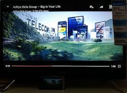 lg g5 on the samsung k4300 joy smart tv