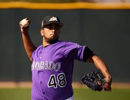 German Marquez still looking for a pitch in his Rockies spring ...