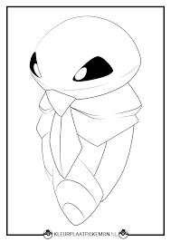 Kakuna Kleurplaten Gratis Printen Kleurplaat Pokemon
