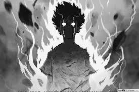 mob psycho 100 shigeo kageyama 100