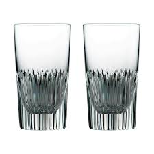 calla 9 oz crystal highball glass