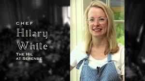 Visionary Dinner 2015 - Chef Hilary White - YouTube