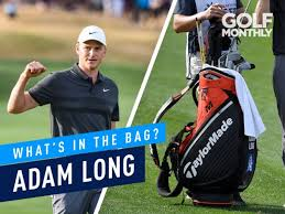 Adam Long What's In The Bag? - One-Time PGA Tour Winner