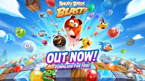 Angry Birds Blast – Official Cinematic Gameplay Trailer - YouTube