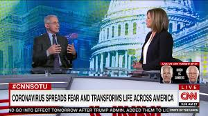 Fauci on possible lockdown: 'Whatever ...
