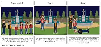 Phoebe Smith and Addie Brown Storyboard by 5b30e035