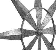 Galvanized Compass Wall Art Wall Decor Pottery Barn