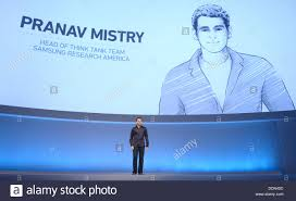 Berlin, Germany. 04th Sep, 2013. Pranav Mistry, Head of Think Tank Stock  Photo - Alamy