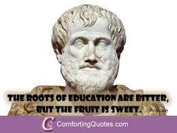 aristotle quotes about education com