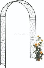 flower garden arch wedding