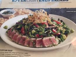 seared ahi salad nutrition facts eat