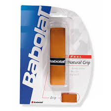 babolat brown leather tennis grip