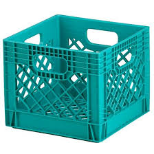 Colored Milk Crates Milk Crate Storage Milk Crate Shelves Plastic Milk Crates