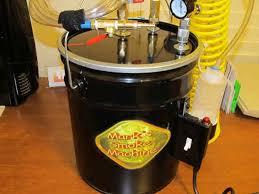 homemade diy vacuum leak smoke machine