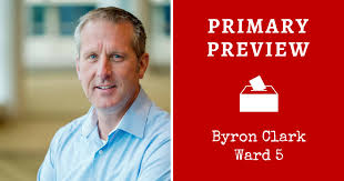 Candidate profile | Byron Clark