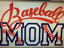 Baseball Mom 2 Glitter Decal Von Vels Online Store Powered By Storenvy