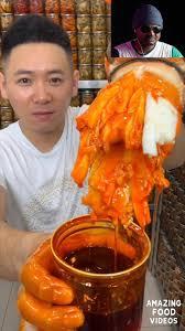 Crazy Seafood Mukbang reaction ...