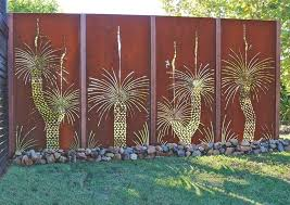 30 cute garden fences walls ideas