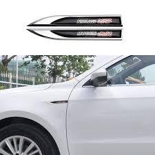 Car Fender Side Decoration Sticker Mugen Emblem Badge Decal For Honda Accord Civic Crv Fit H Rv Vezel Odyssey City Jazz Insight Mugen Emblem Car Fenderemblem Badge Aliexpress