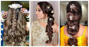 20 hairstyles for lehenga you can try