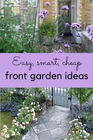 the best front garden ideas smart