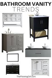 bathroom vanity trends for 2020 the