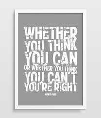 Henry Ford Quote Typographic Art Print Famous People Quotations Motivational Picture Painting Poster Wall Art Living Room Decor Living Room Decoration Art Printmotivation Picture Aliexpress