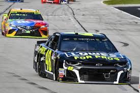 Commentary: Wrong call on Jimmie Johnson on NASCAR's bad day in ...