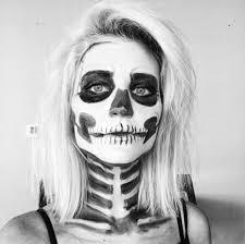 makeup tutorial skeleton