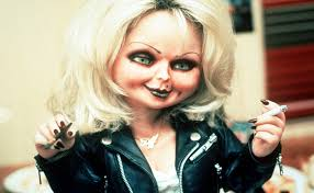 bride of chucky costume carbon