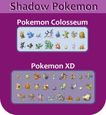 art] Shadow Pokémon Remaining in Pokémon Sword/Shield : pokemonribbons