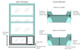 Petsafe Vertical Window Pet Door