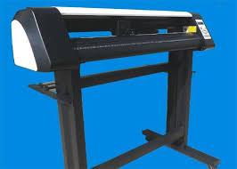 Graphic Sticker Cutting Plotter Machine Vinyl Sticker Machine Electric Stepping Motor