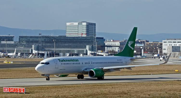 Resultado de imagen para Turkmenistan Airlines